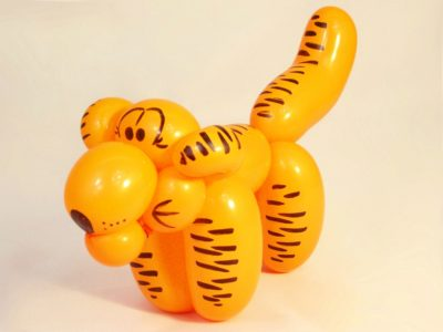 Balloon Twisting From Scratch 4 The Tiger
