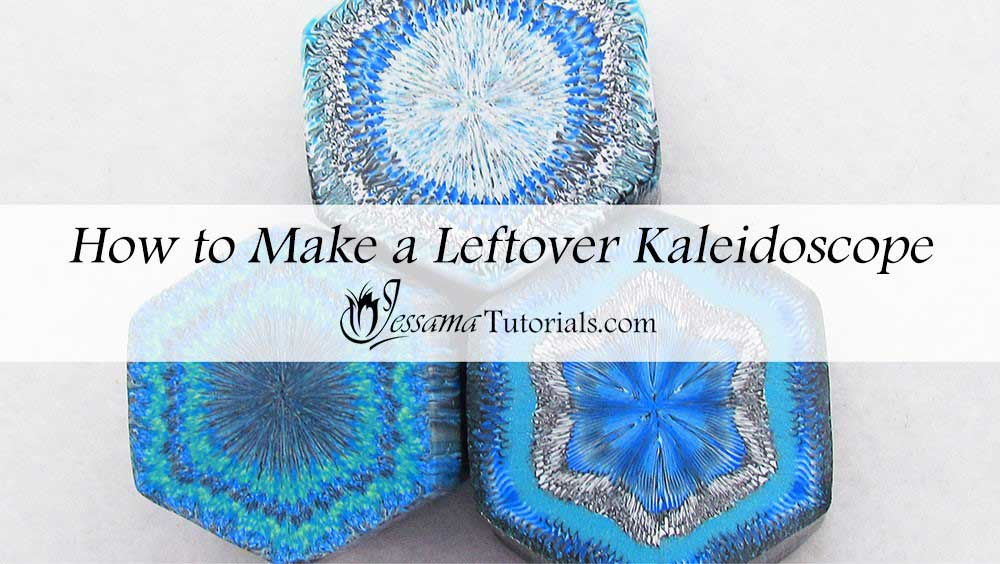 How To Make A Leftover Kaleidoscope Cane