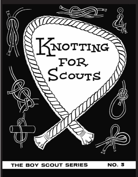 Knotting For Scouts