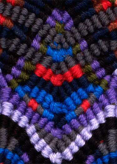 Keith russell macrame