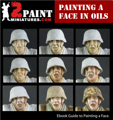 Painting A Face in Oils