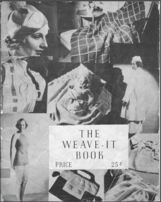 The Weave It Book