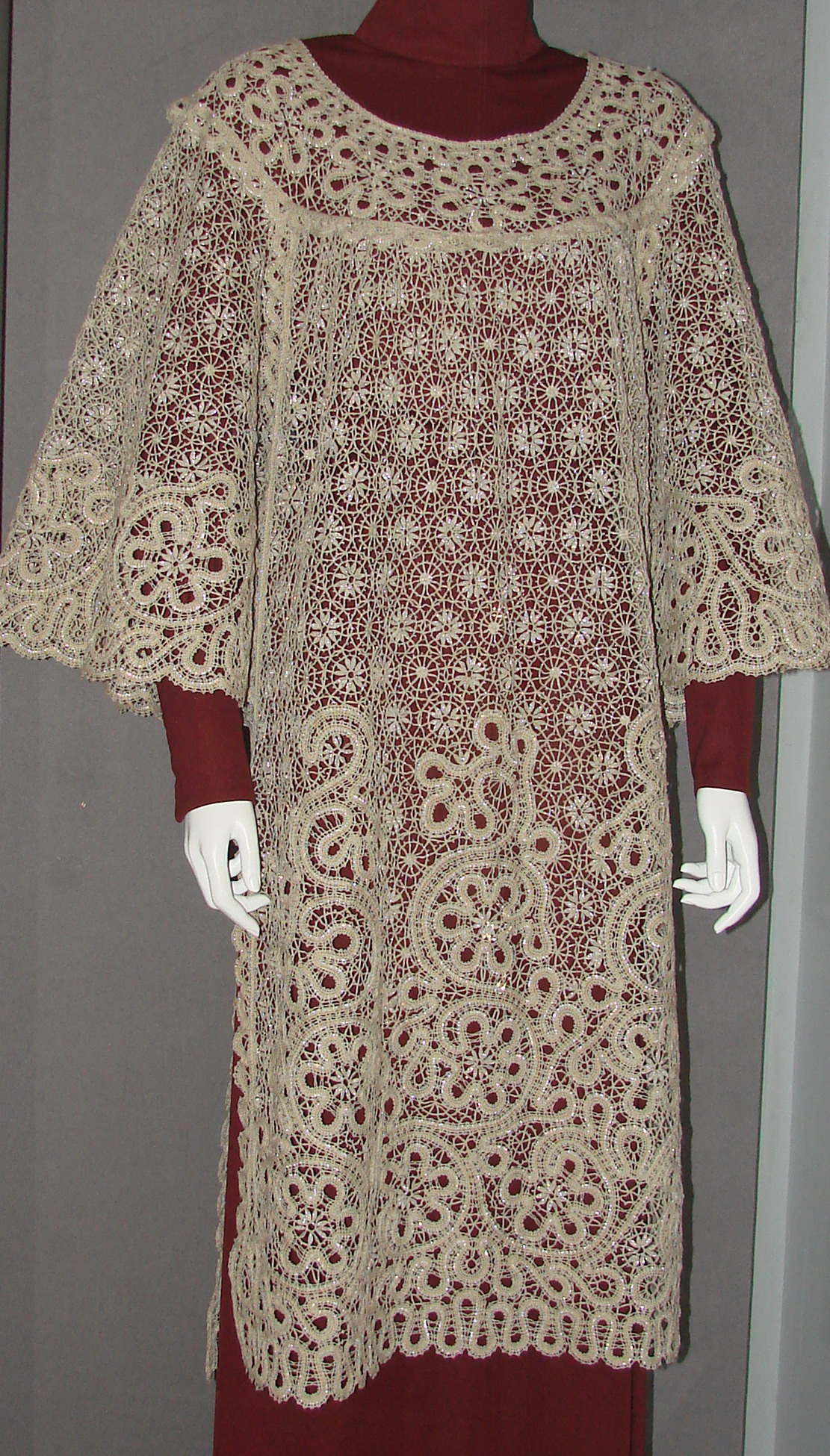 Vologda, Museum of lace 2