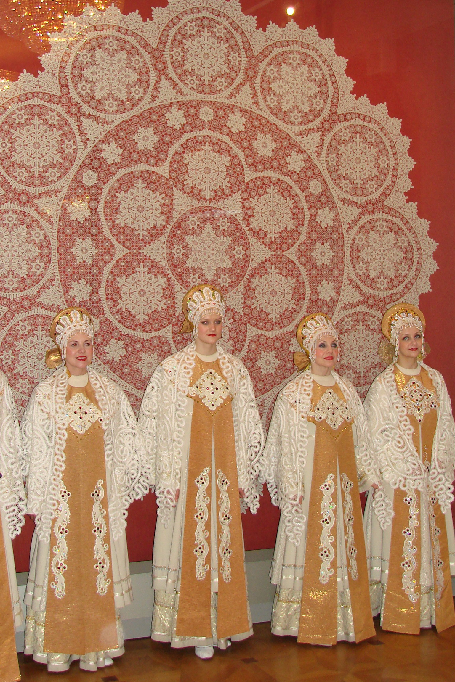 Vologda, Museum of lace 4
