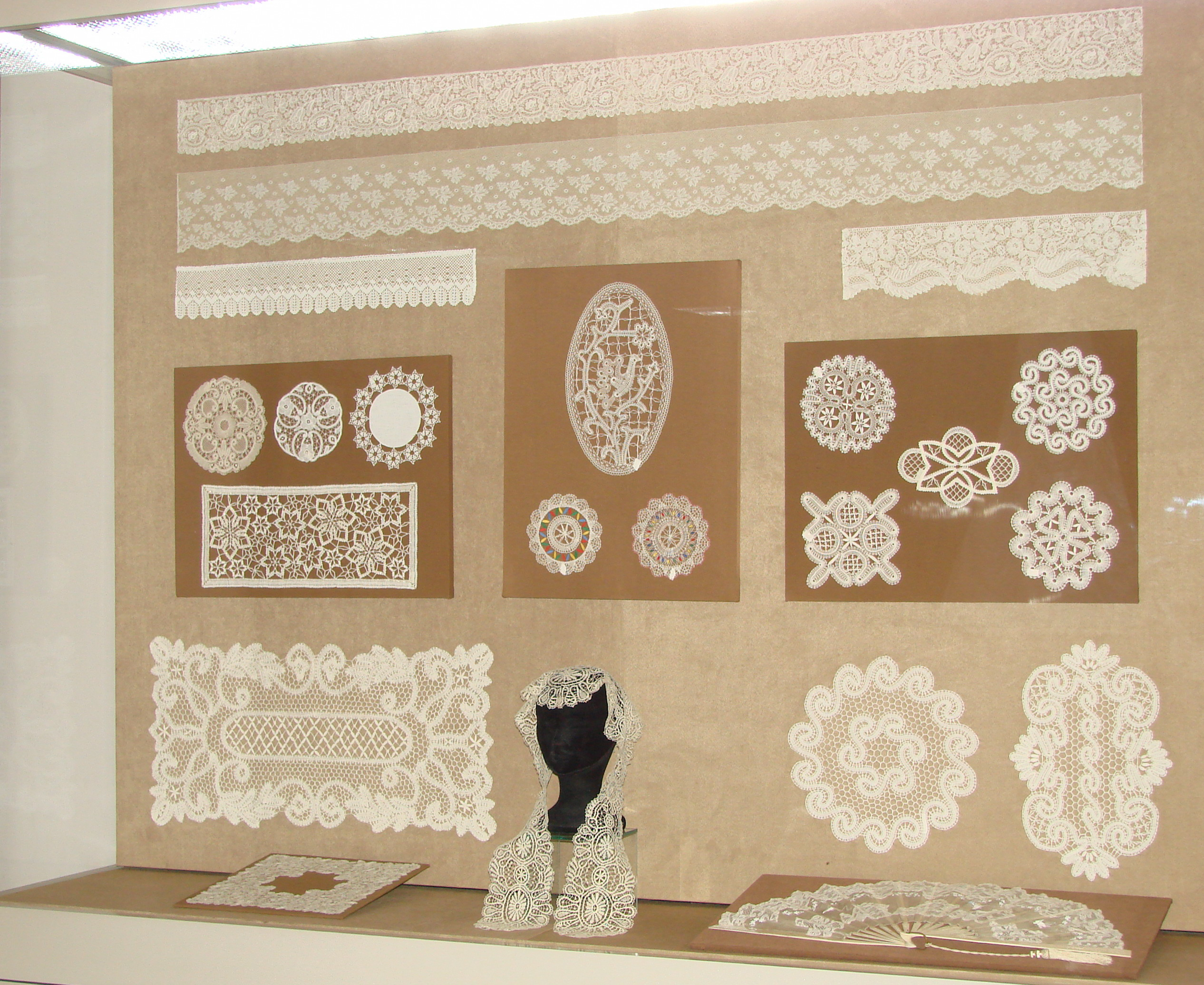 Vologda, Museum of lace 5