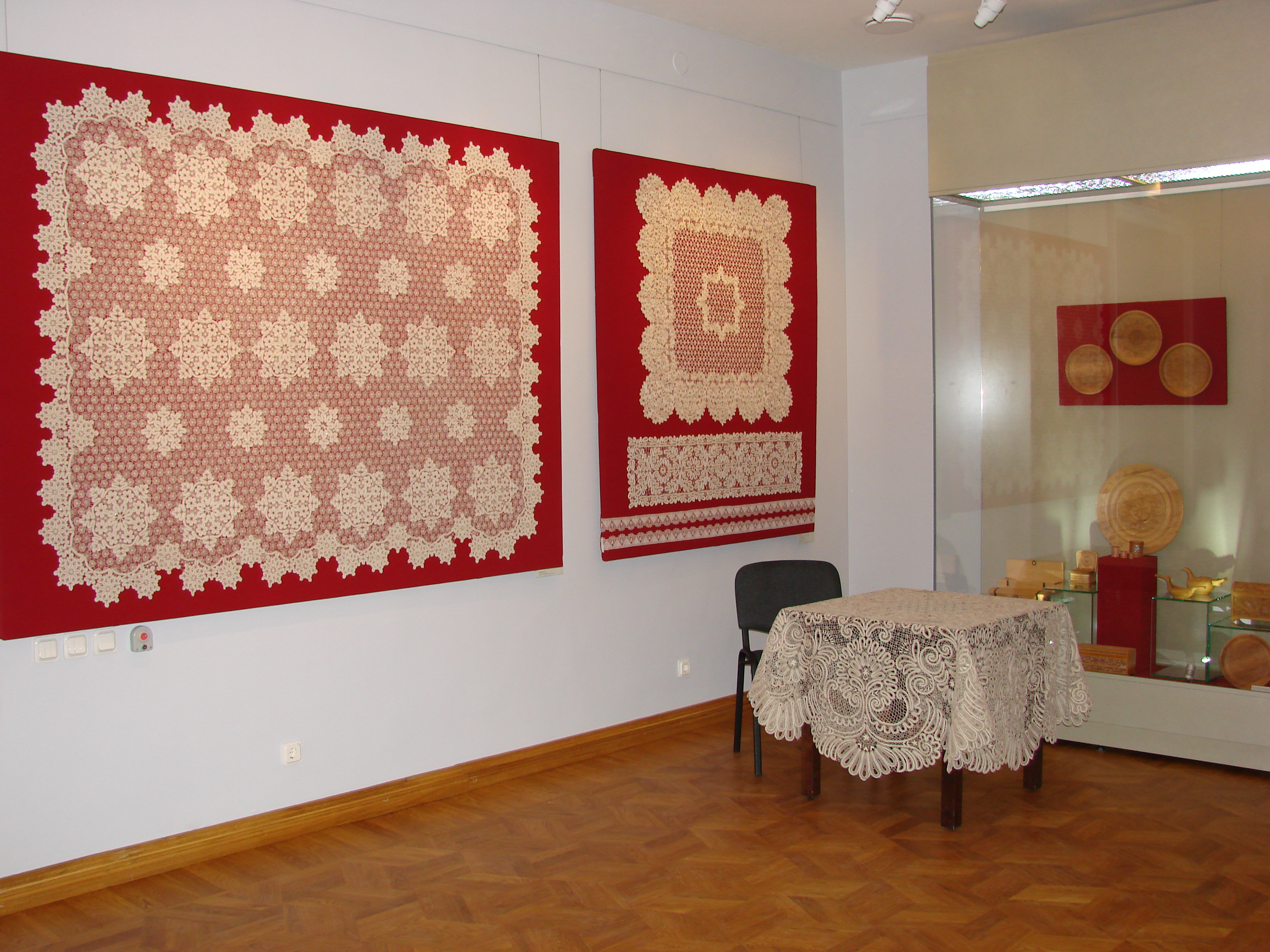 Vologda, Museum of lace 6