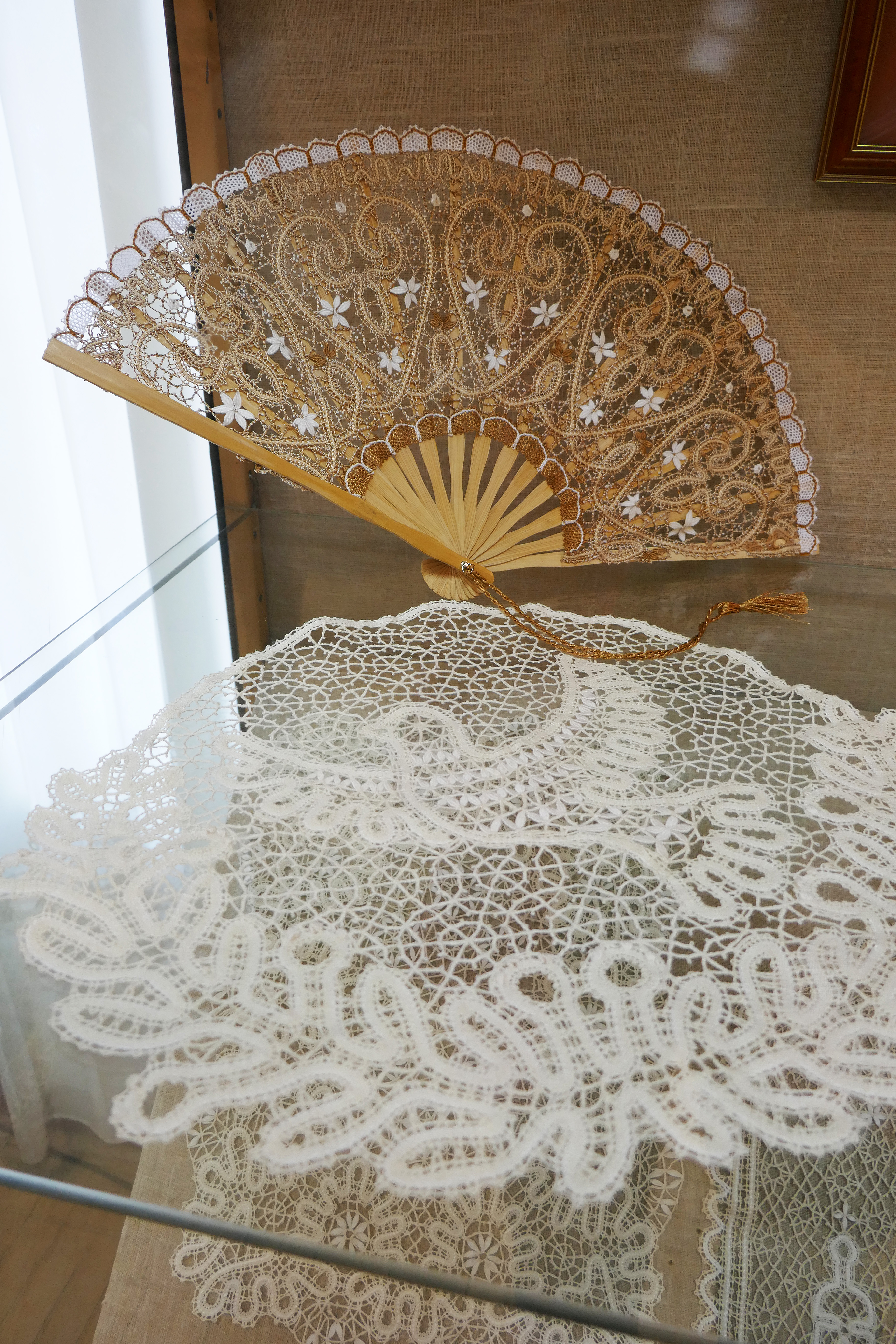Valday Town Museum-Vologda lace