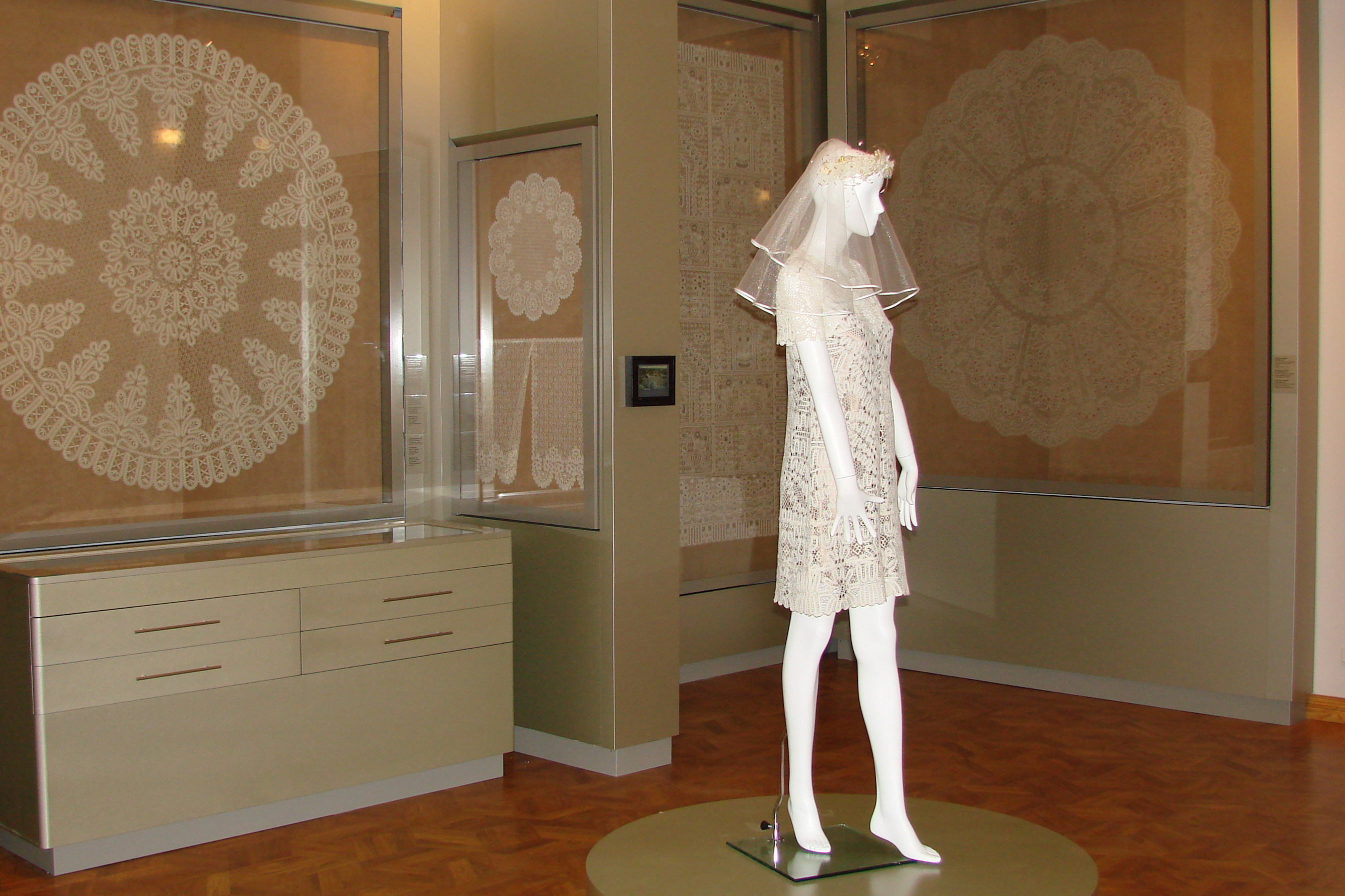 Vologda, Museum of lace 7