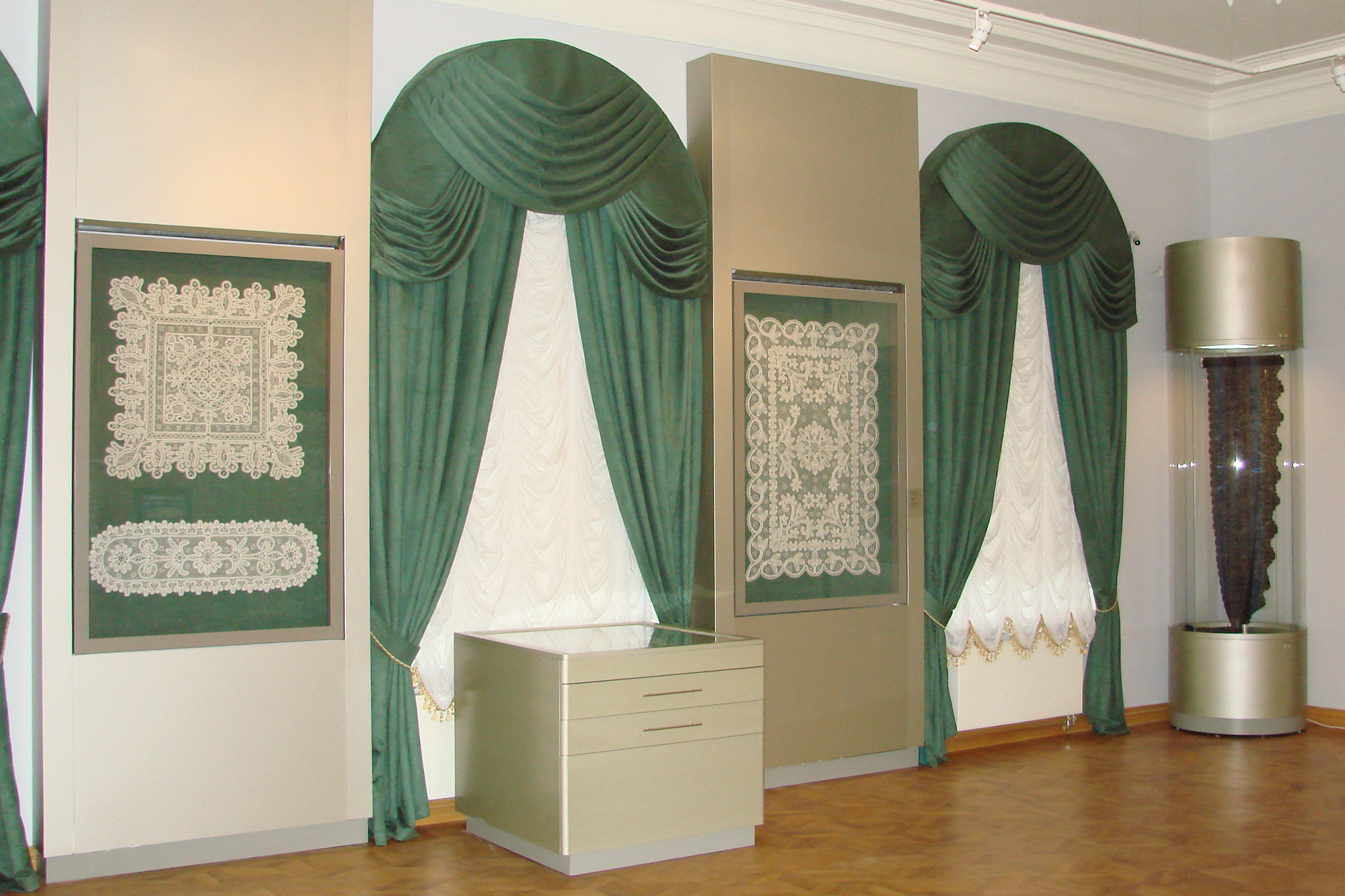 Vologda, Museum of lace 9