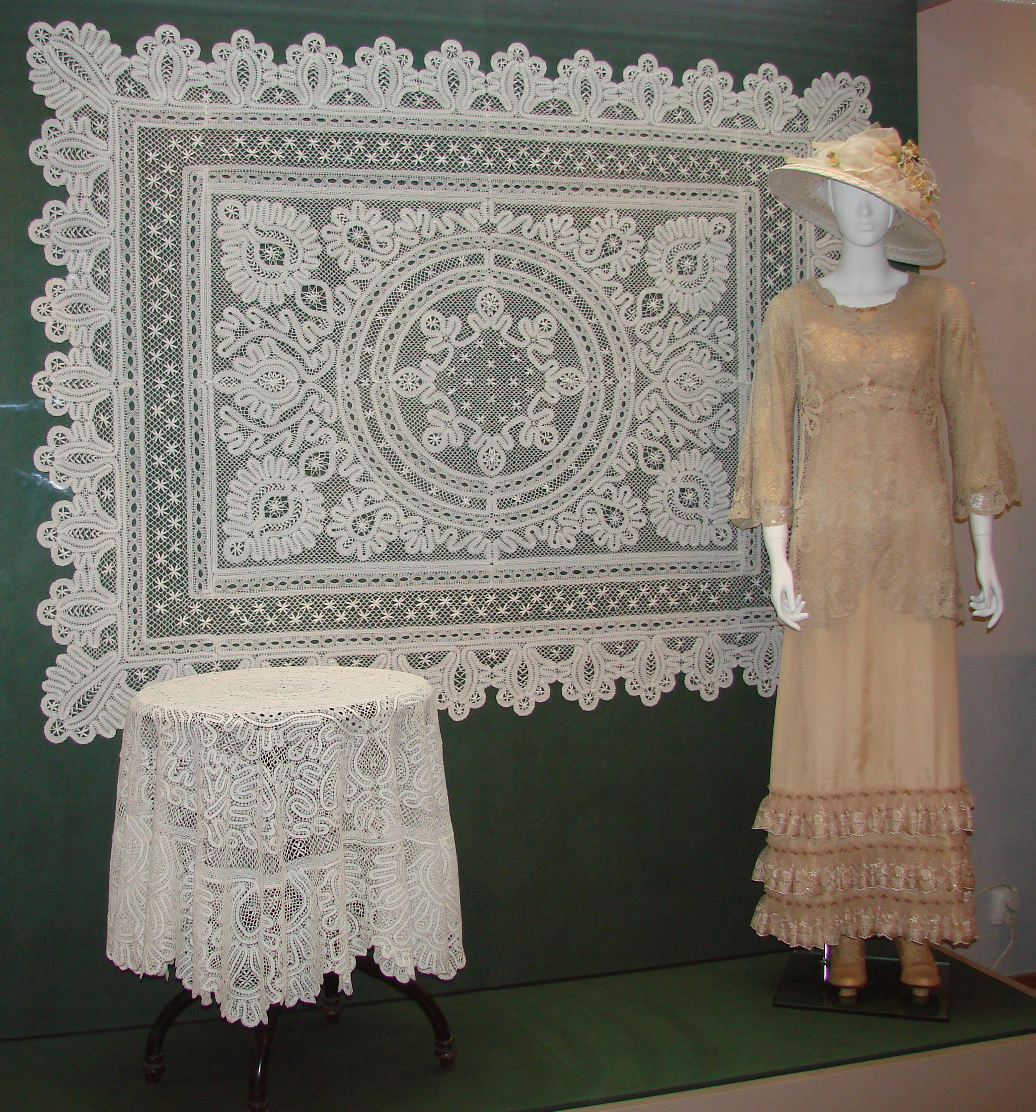 Vologda, Museum of lace 3
